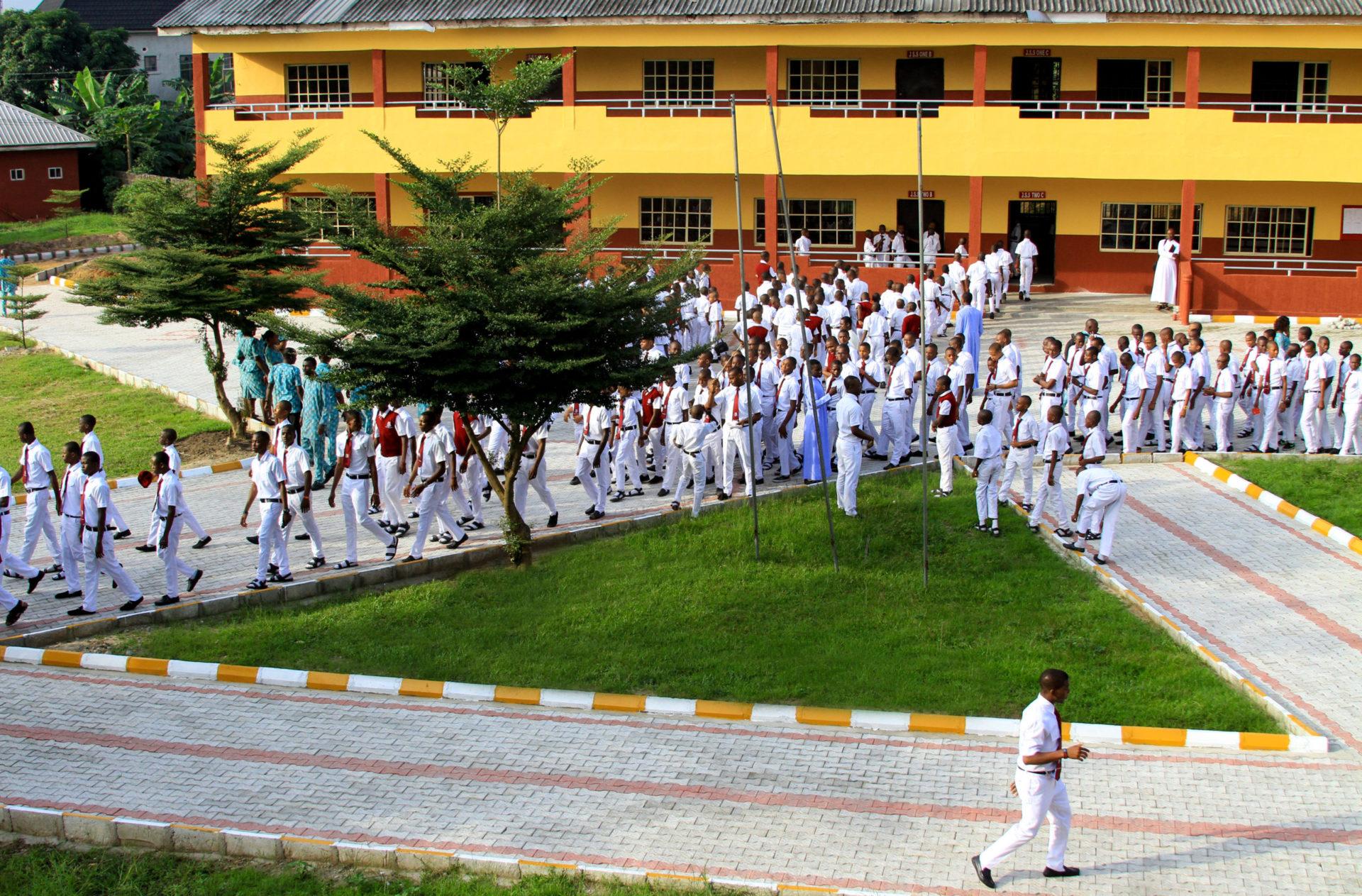 Sacred Heart Seminary Port Harcourt